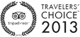 Travelers' Choice 2013